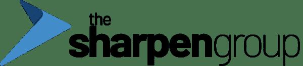 The Sharpen Group logo